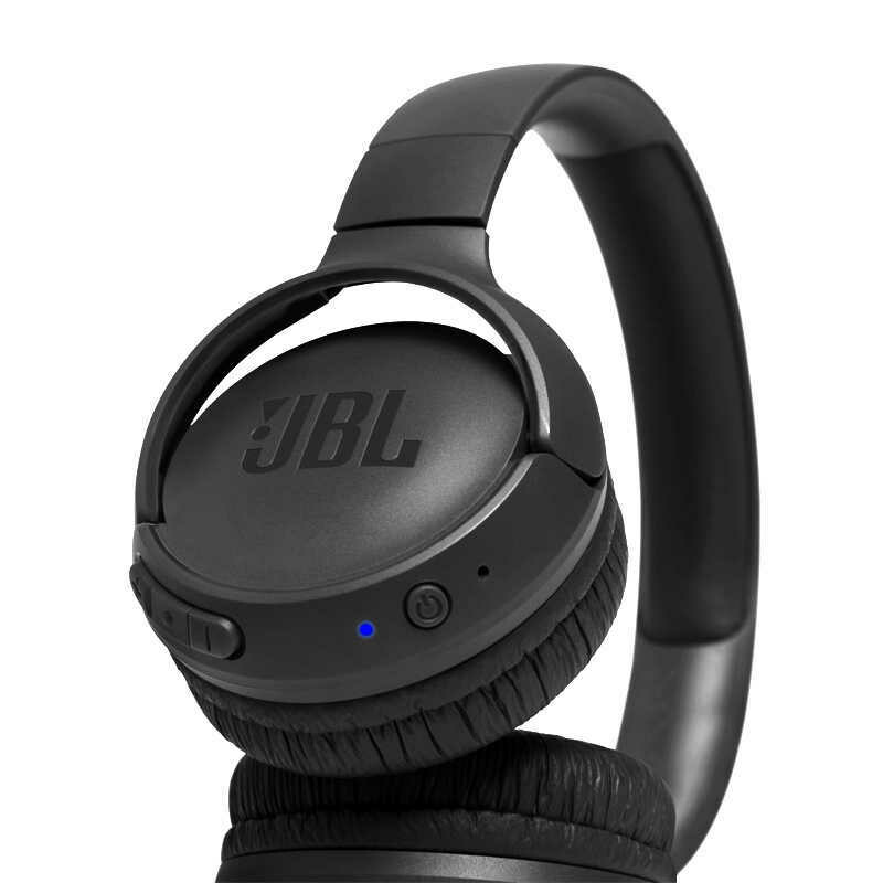 JBL TUNE 500BT | Auriculares inalámbricos supraaurales | Negro