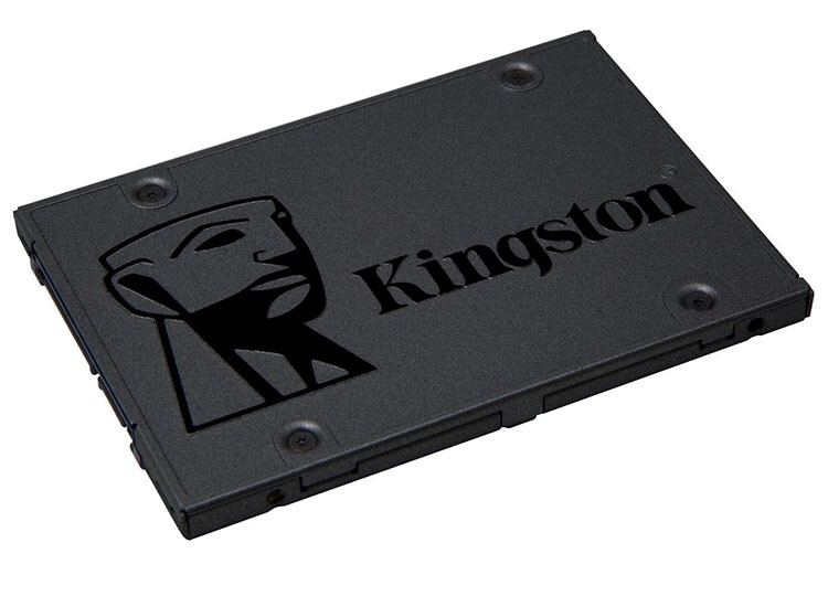 Kingston A400 SSD | Unidad de estado sólido | SATA | 120GB | 2.5""