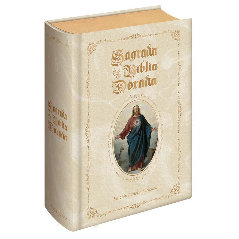 La Sagrada Biblia (filo dorado) 1 tomo + CD