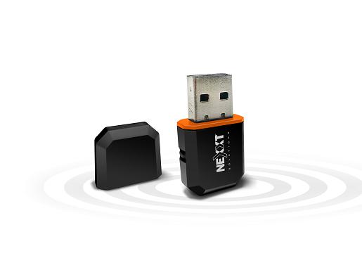 Adaptador USB inalámbrico AC de doble banda | Lynx600-AC
