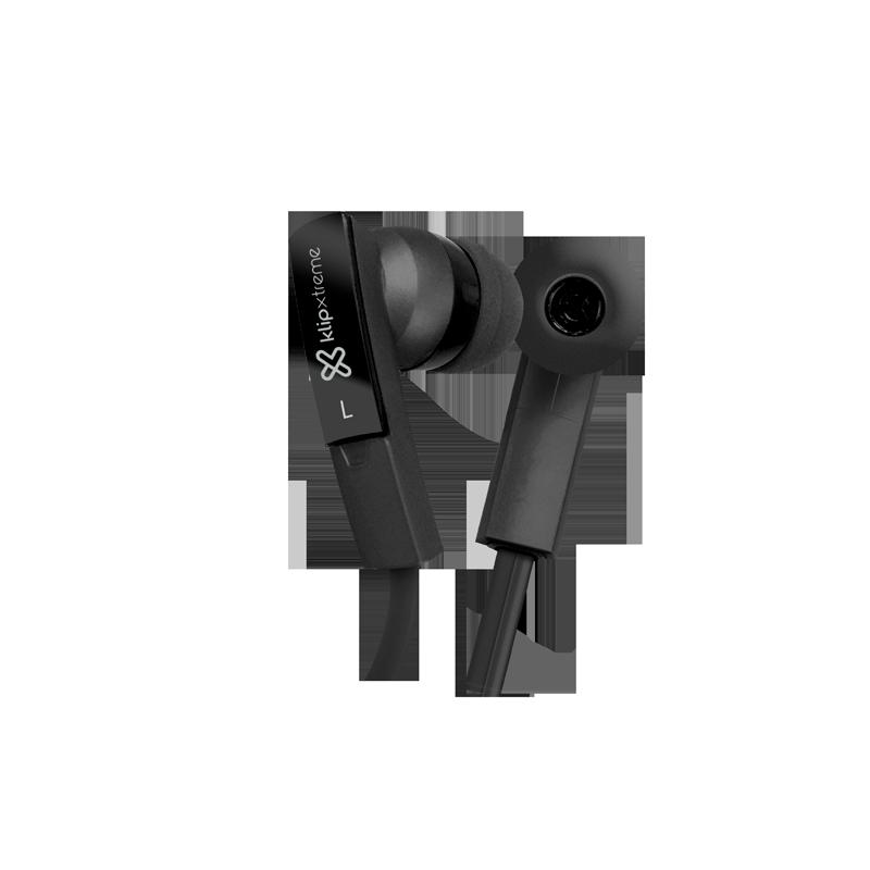 Audífonos con Micrófono | BeatBuds | NEGRO | ROJO | BLANCO