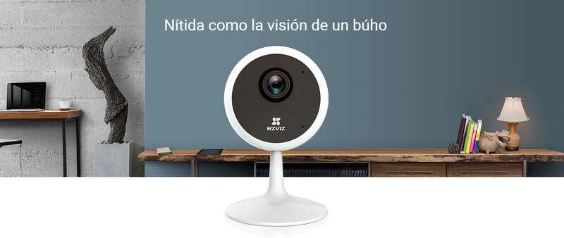 Cámara Wi-Fi para interior | FULL HD | AUDIO | Visión Nocturna | C1C 1080p