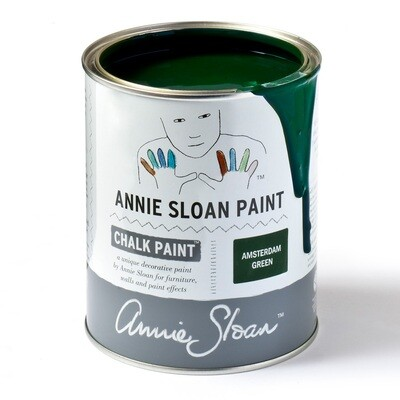 Amsterdam Green Chalk Paint™ by Annie Sloan