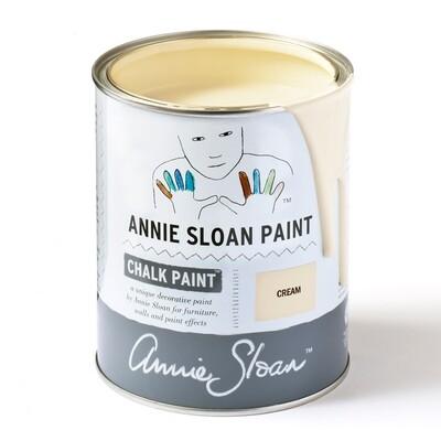 Cream Chalk Paint™ by Annie Sloan