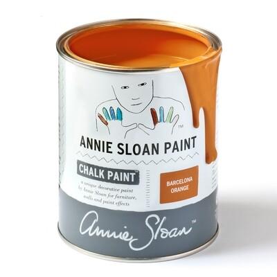 Barcelona Orange Chalk Paint™ by Annie Sloan