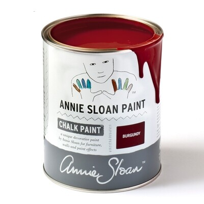 Burgundy Chalk Chalk Paint™ by Annie Sloan