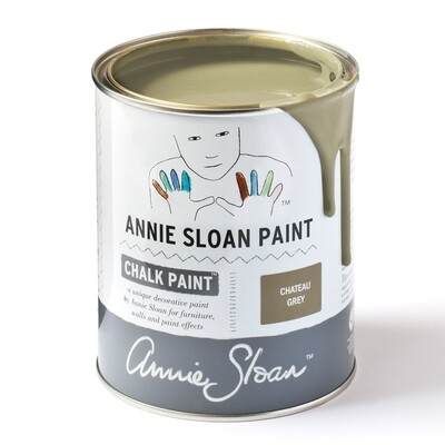 Chateau Grey Chalk Paint™ by Annie Sloan