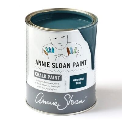Aubusson Blue Chalk Paint™ by Annie Sloan