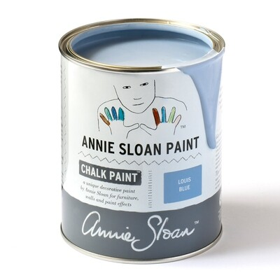 Louis Blue Chalk Paint™ by Annie Sloan