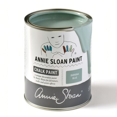 Svenska Blue Chalk Paint™ by Annie Sloan