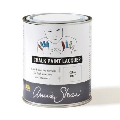 Matt Chalk Paint® Lacquer – 750ml