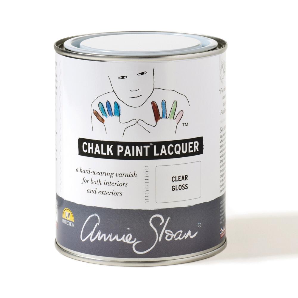 Gloss Chalk Paint® Lacquer – 750ml