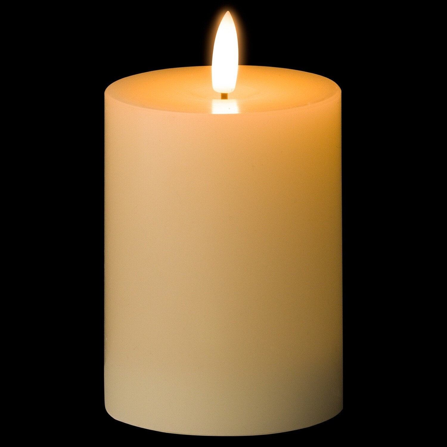 Luxe Collection Ivory LED Candles
