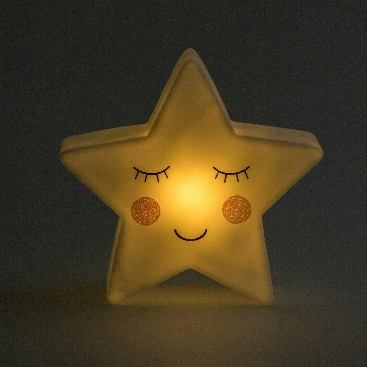 Star Night Light with Timer