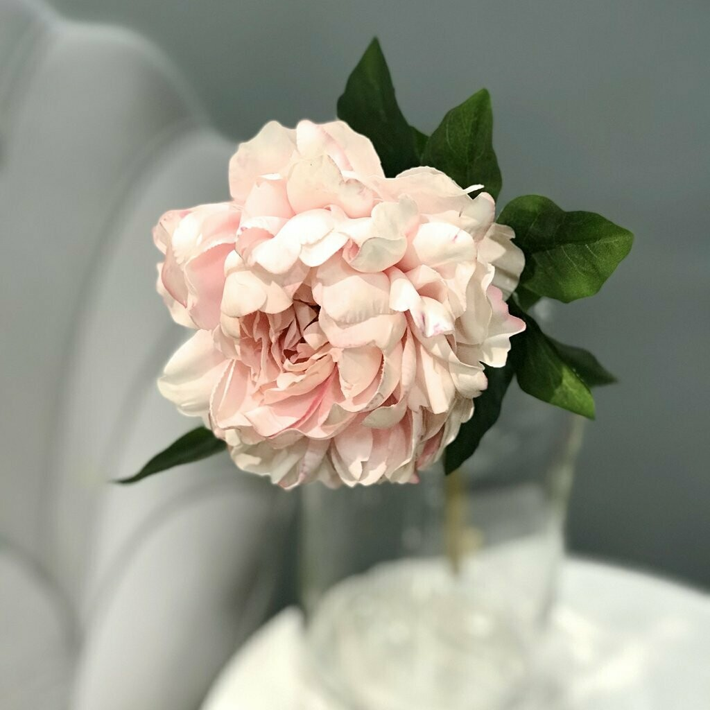Pink Real Touch Peony