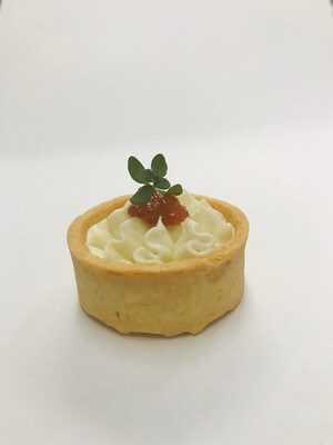 Gorgonzola And Quince Tart - Vege