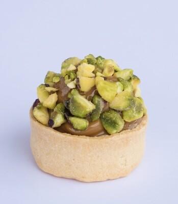 Caramel Pistachio tart (20)