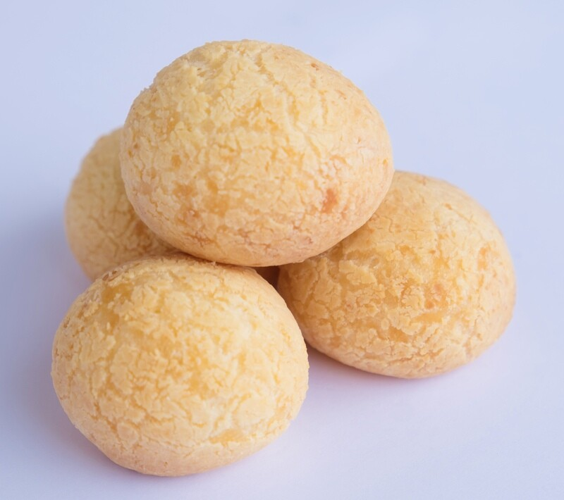 Brazilian traditional cheese bread GF (24)