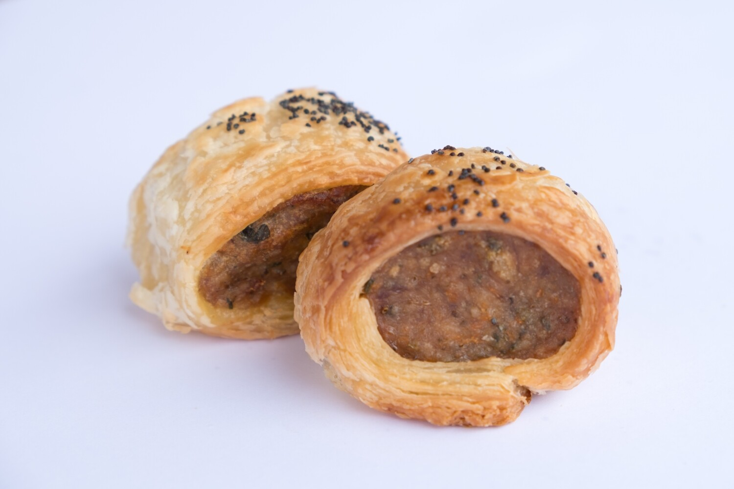 Home made sausage roll (20)