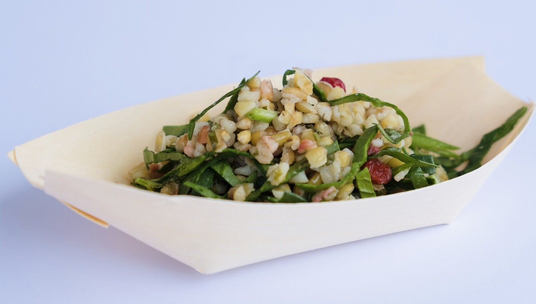 Salad - Frekkeh and Almond