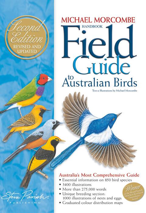 Steve Parish - Field Guide to Australian Birds