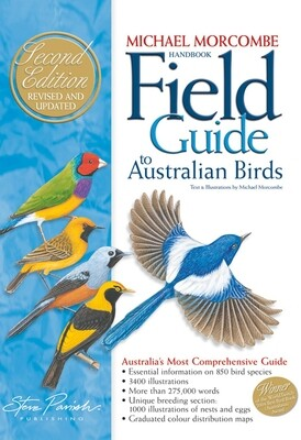Steve Parish - Field Guide to Australian Birds