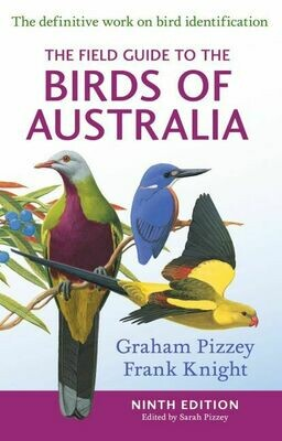 The Field Guide to the Birds of Australia 9th Edition