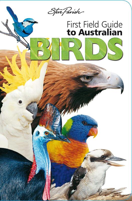 Steve Parish - First Field Guide to Australian Birds