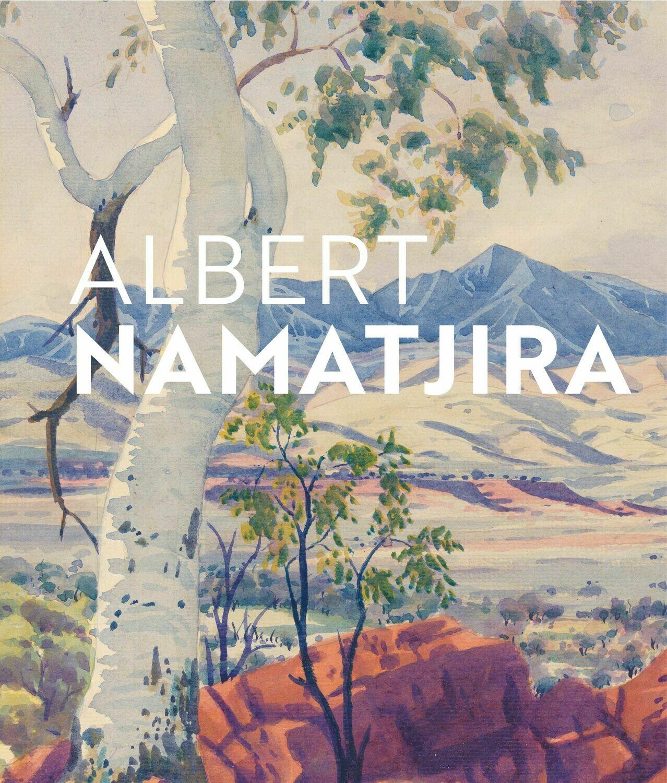 Albert Namatjira by NGA (out of print, not available)
