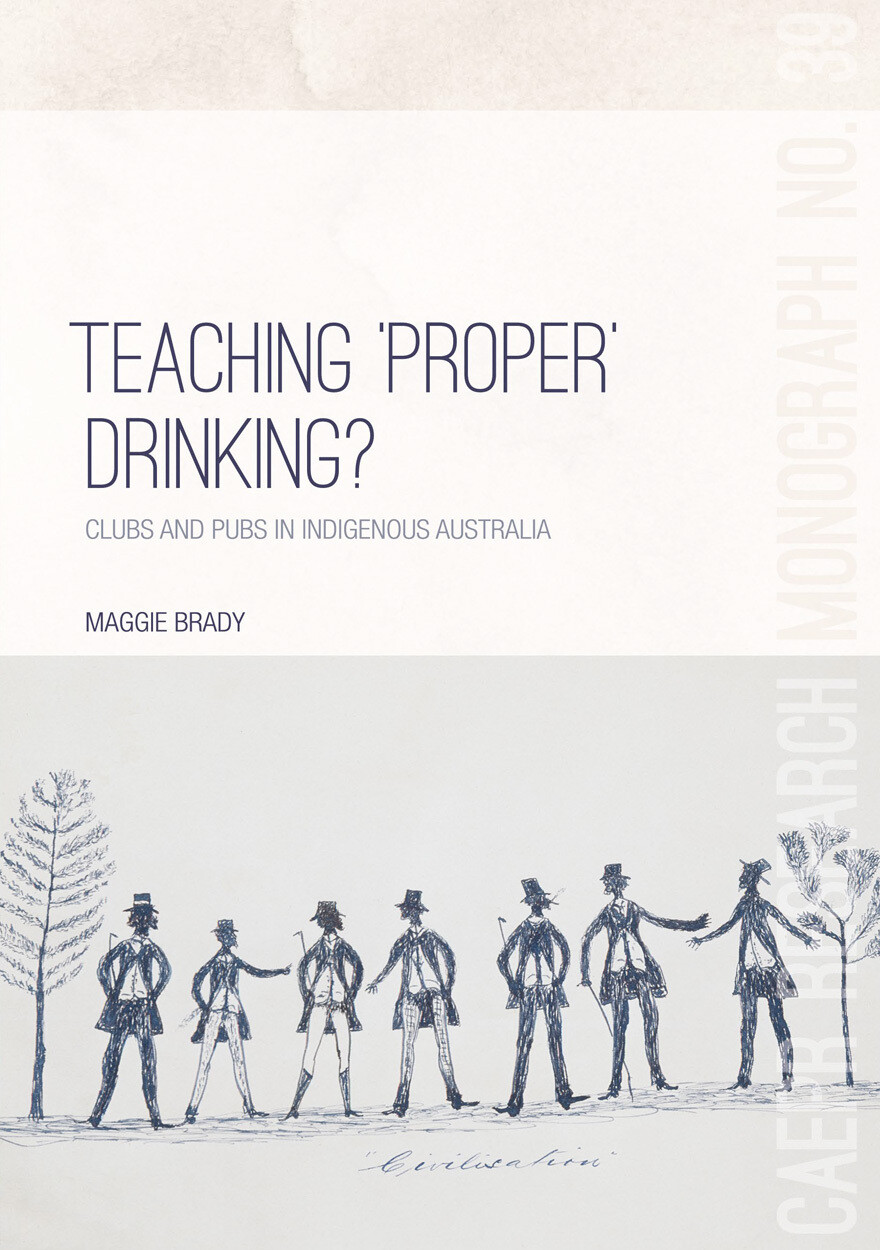 Teaching Proper Drinking by Maggie Brady