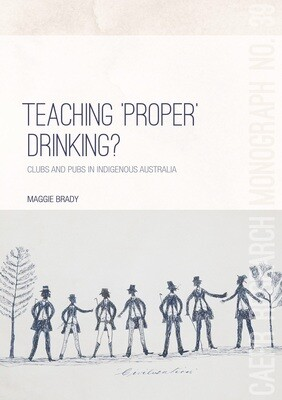 Teaching Proper Drinking by Maggie Brady