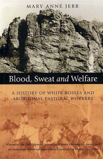 Blood, Sweat and Welfare by Mary Anne Jebb