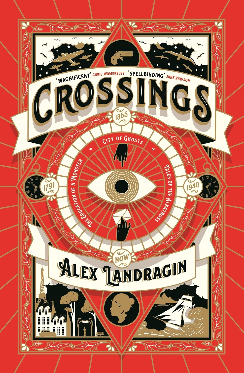 Crossings by by Alex Landragin