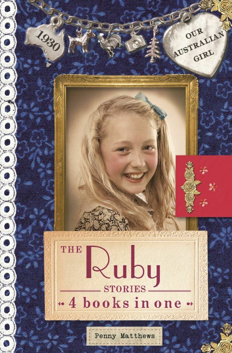 The Ruby Stories 4 books in one by Penny Matthews