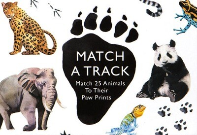 Match a track by Laurence King Illustrations by Marcel George
