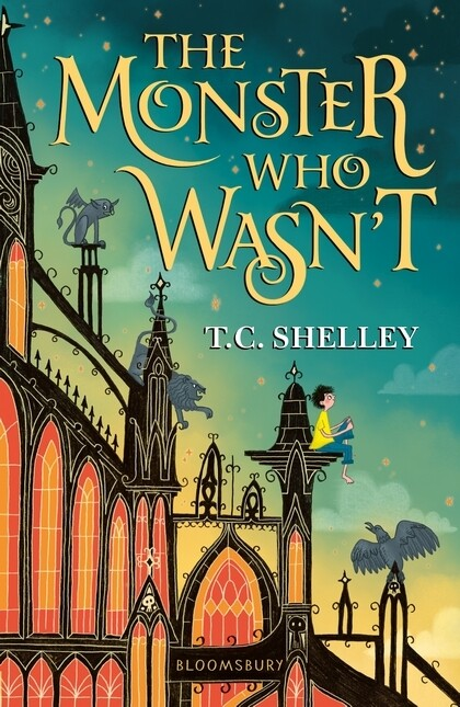 The Monster who Wasn't by T.C. Shelley