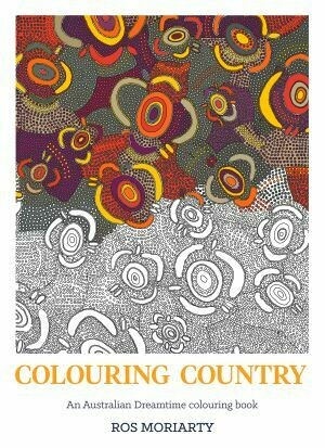 Colouring Country by Ros Moriarty
