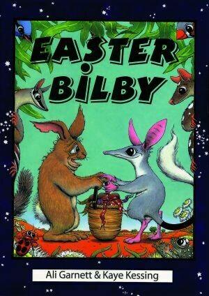 Easter Bilby by Kaye Kessing and Ali Garnett