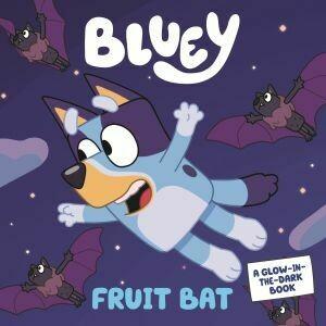 Bluey Fruit Bat