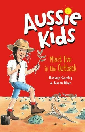 Aussie Kids Meet Eve in the Outback