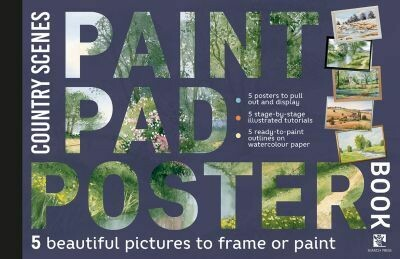 Paint Pad Poster by Search Press