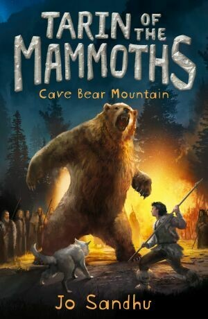 Tarin of the Mammoths: Cave Bear Mountain (BK3) buy Jo Sandhu