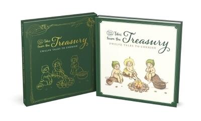 Tales from the Treasury: Twelve tales to Cherish (May Gibbs: Deluxe Treasury)