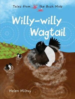 Willy-Willy Wagtail by Helen Milroy