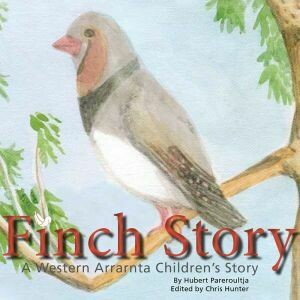 Finch Story by Hubert Pareroultja.