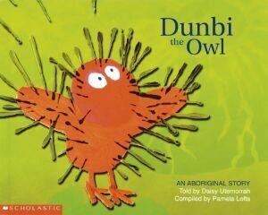 Dunbi the Owl by by Daisy Utemorrah with Pamela Lofts