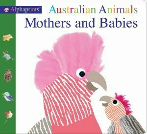 Australian Animals Mothers and Babies