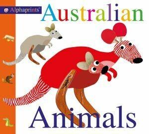 Australian Animals Alphaprints