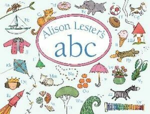 Alison Lester's ABC Board book