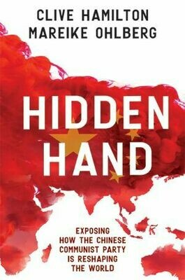 Hidden Hand by Clive Hamilton and Mareike Ohlberg